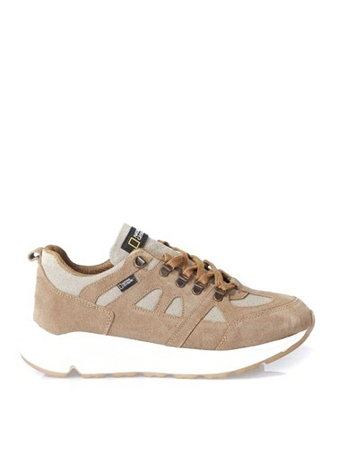 National Geographic National Geographic Sneaker Kahve